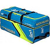 Kookaburra Pro Combi Wheelie Cricket Holdall Rucksack Bag