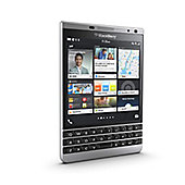BlackBerry Passport 32GB 4G Smartphone - Silver