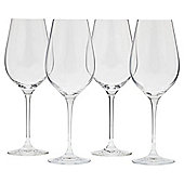 White Wine crystal glass 4 pack