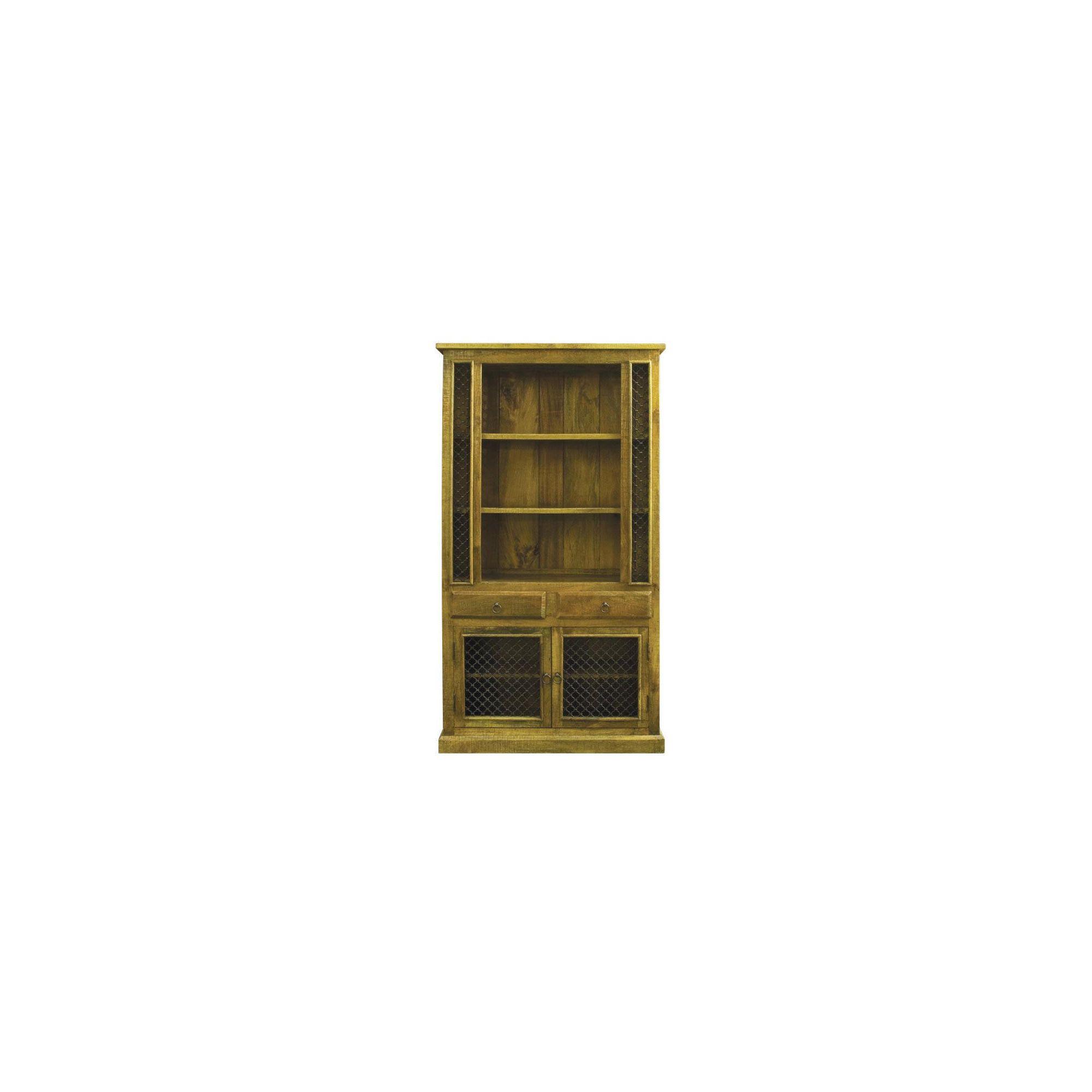 Alterton Furniture Rutland Jali Tall Bookcase at Tesco Direct