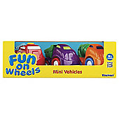 Fun on Wheels Mini Vehicles