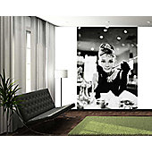 1Wall Breakfast at Tiffanys Wall Mural