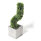 Closer To Nature Artificial 2ft Grass Spiral Topiary