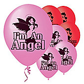 "9"" Good/Bad Girl Balloons (10pk)"