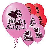 """""""9"""""""" Good/Bad Girl Balloons (10pk)"""""""
