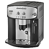 De'Longhi Cafe Corsa ESAM2800 Bean to Cup Coffee Machine, Black & Silver