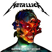 Metallica Hardwired...To Self-Destruct CD