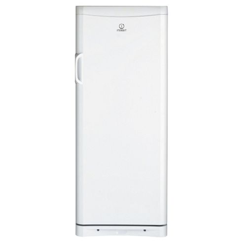 Indesit SIAA12 Freestanding Fridge, 60cm, A+ Energy Rating, White