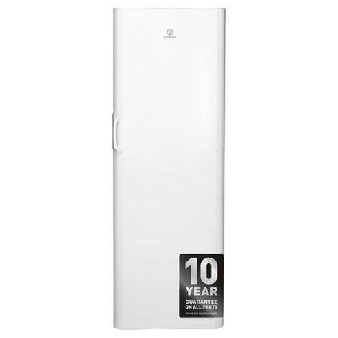 Indesit SIAA12348 Fridge, A+ Energy Rating, White, 60cm