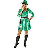 Classic Riddler - Adult Costume Size: 14-16