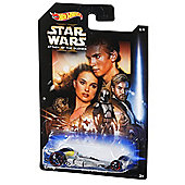 Hot Wheels Star Wars Vehicle Attack Of The Clones Nitro Scorcher