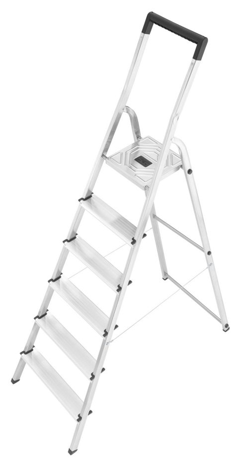 Hailo 303cm L40 Aluminium Safety Household Ladder