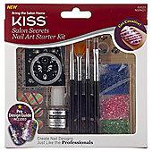 Kiss Salon Secrets Nail Art Starter Kit
