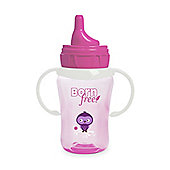 Born Free 260ml Drinking Cup - Pink