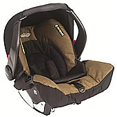 Graco SnugSafe 0+ Car Seat (Khaki)