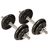 Golds Gym 40lb Cast Iron Weight Set