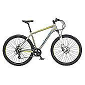 "Claud Butler Alpina 2.5 21"" Grey Performance Mountain Bike"
