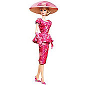 Barbie Fashionably Floral Doll - Dolls and Playsets