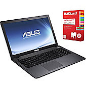 "ASUS PRO P550LAV-XO429PA 15.6"" Laptop With BullGuard Internet Security"