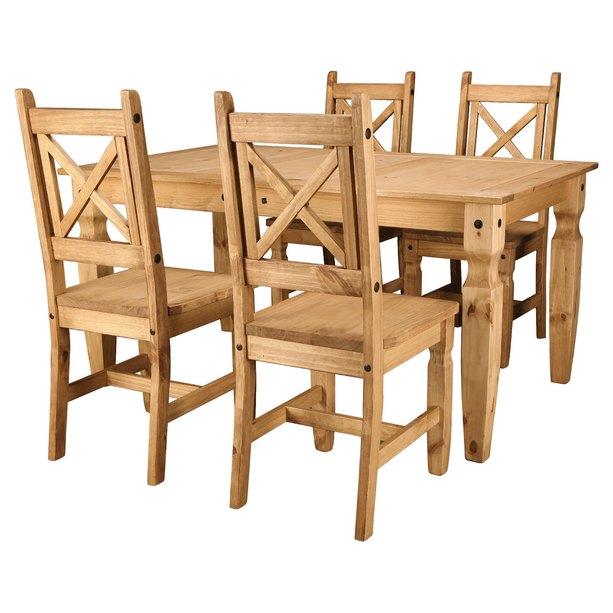 Cordoba 4 Seater Dining Set. at Tesco Direct