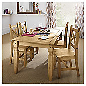 Cordoba 4 Seater Dining Set