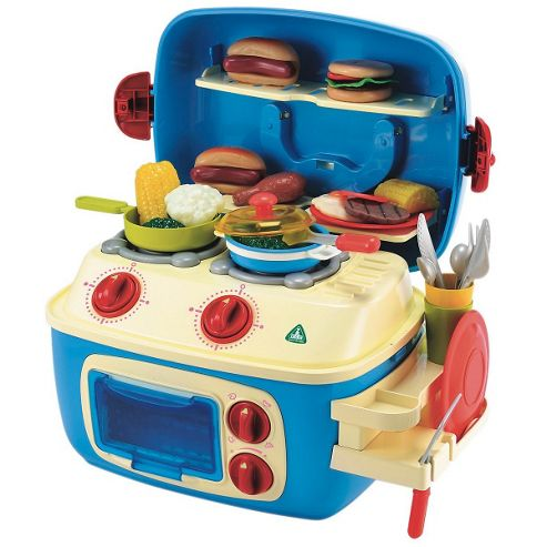 ELC Mini Sizzlin' Kitchen - Turquoise