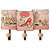 Alterton Furniture Gifts and Accessories Totally Girls Wall Hooks