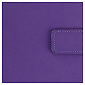 Tesco Purple Premium Leather iPad Mini display Case