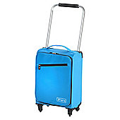 Z Frame 4-Wheel Super-Lightweight Suitcase, Turquoise Small
