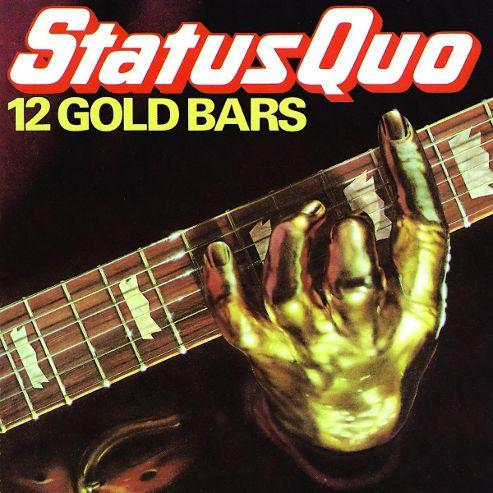 Twelve Gold Bars