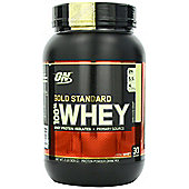 Optimum Nutrition 100% Whey Protein 908g - Vanilla