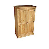 Thorndon Kempton Bedroom Small 2 Door Wardrobe