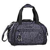 Okiedog Shuttle Travel Changing Bag, Black