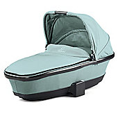 Quinny Foldable Carry Cot for Moodd and Buzz Pushchairs - Grey Crackle with Black Frame