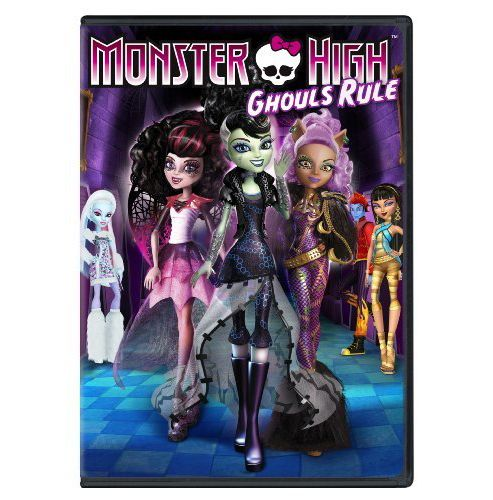 Monster High - Ghouls Rule