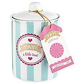 Sweetie Shop Porcelain Sweet Jar