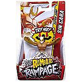 WWE Rumblers Rampage Figure White Sin Cara