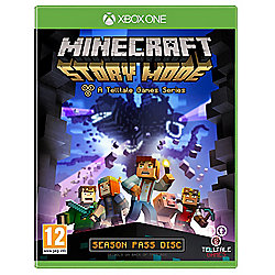 Minecraft: Story Mode Xbox One