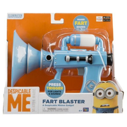Despicable Me Minion Fart Blaster