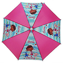 Character Doc McStuffins 'Sunny Days' Nylon Umbrella