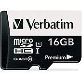 Verbatim 16 GB microSDHC