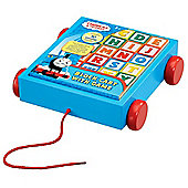 Thomas and Friends Block Cart with Game
