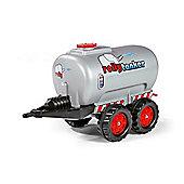 Jumbo Twin Axle Tanker - Silver