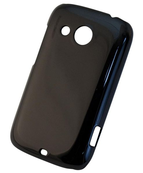 "Tortoiseâ""¢ Hard Case HTC Desire C Gloss Black"