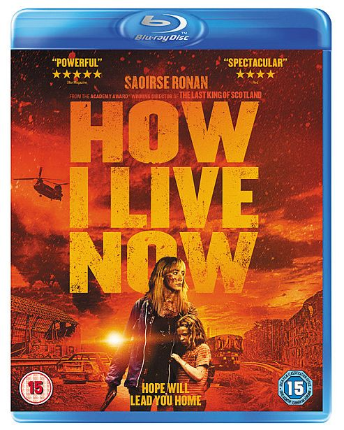 How I Live Now Blu Ray