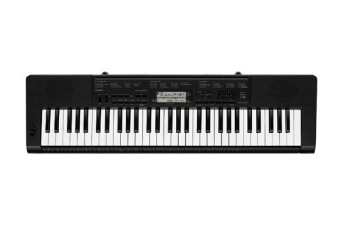 Casio CTK-3200 61 Key Piano Style Touch Response Keyboard Black