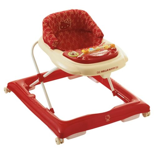 Hello Kitty Walker Red