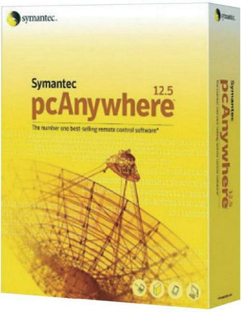 pcAnywhere 12.5 Host, SYSTEM BUILDER 1PK IN (NMS)