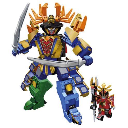 Mega Bloks Power Rangers Samurai Clawarm