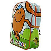Mr Men Mr Tickle Backpack